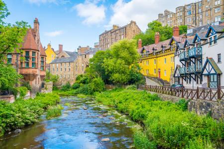 Škótska dedina