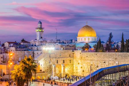 Йерусалим - Западна стена