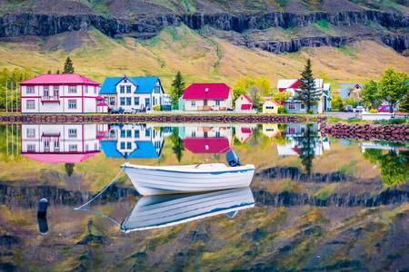 Риболовен град
