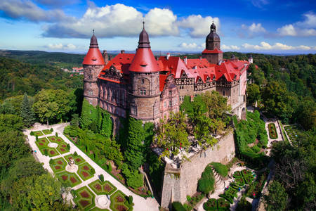 Ksenzh Castle