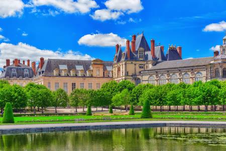 Fontainebleau Castle