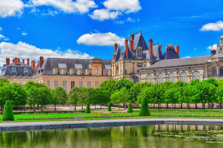 Zamak Fontainebleau