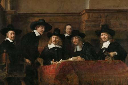 "Rembrandt: ""The Syndics"""