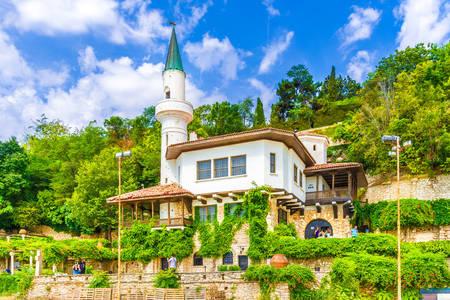 Palace in Balchik