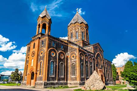 Church of the Holy Savior in Gyumri