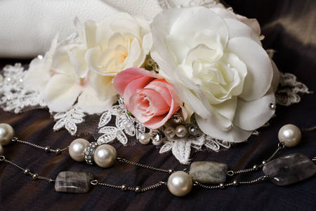 Boutonniere and decorations