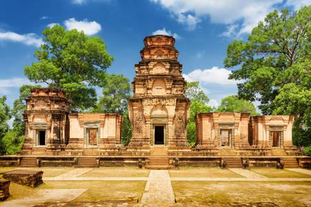 Prasat Kravan tapınağı