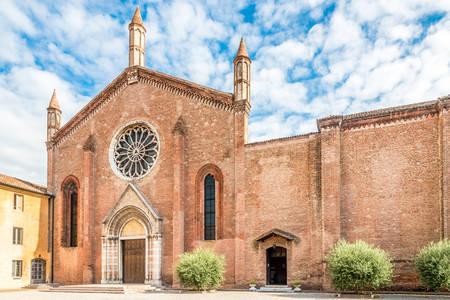 Church of St. Francis in Mantua