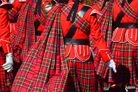 Trajes nacionais escoceses