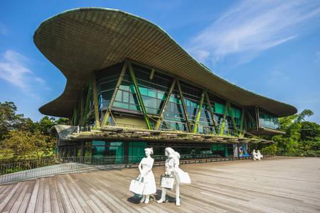 Zgrada plesnog kazališta u Novom Taipeiju