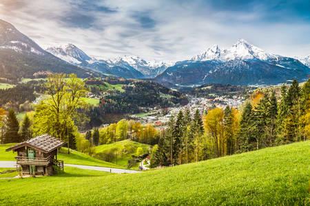 Berchtesgaden Land
