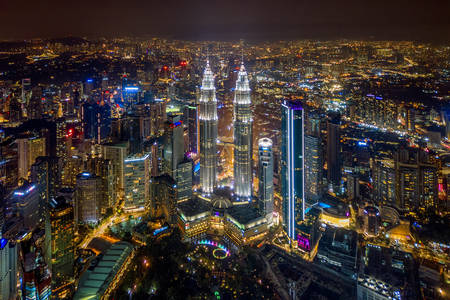 Věže Petronas