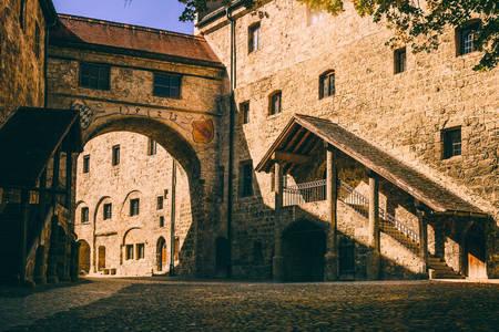 Burghausen kasteel