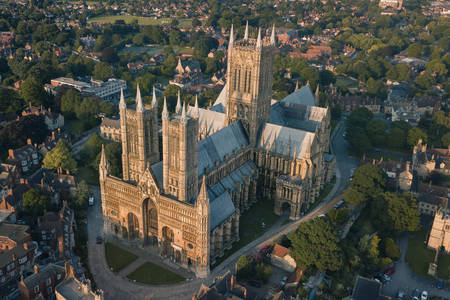 Lincoln Cathedral of the Virgin Mary