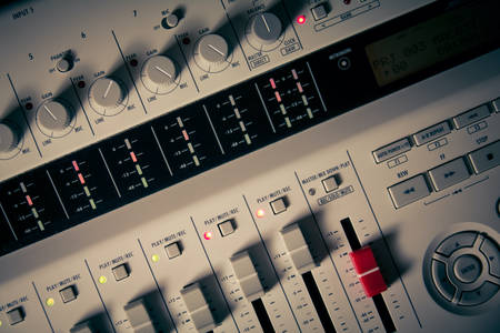 Mixer musicale