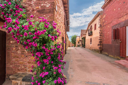 Village in the province of Segovia