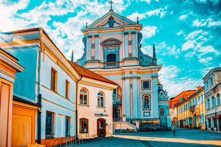 Biserica Sf. Tereza din Vilnius