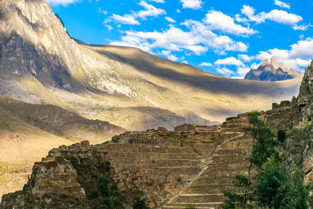 Pumatallis terraces