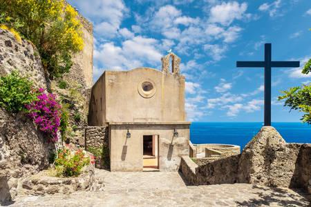 Church in the Aragonese castle