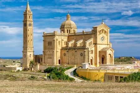 Catedral de la Virgen María Ta'Pinu