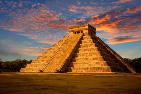 Kukulcan piramisa Mexikóban
