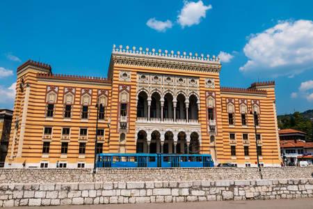 Vijećnica u Sarajevu