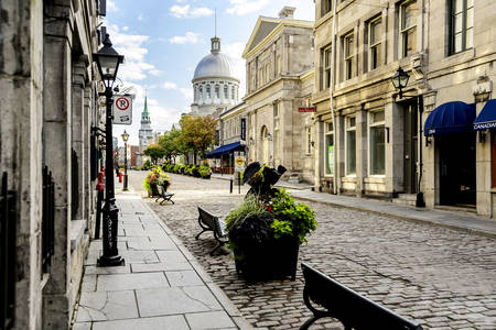 Streets of Montreal