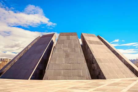Memorial complex Tsitsernakaberd