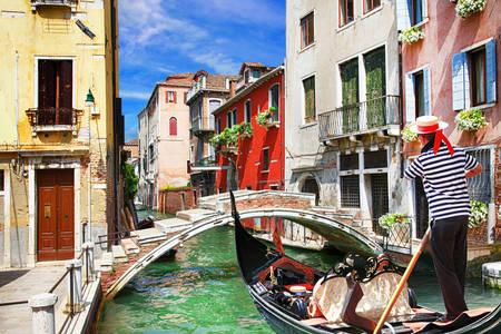 Canal venețian