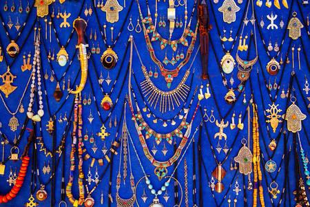 Χειροποίητα κοσμήματα στο Μαρόκο