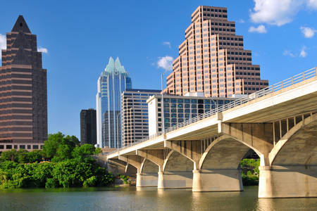 Austin skyscrapers