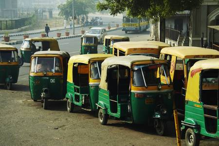 Transport in New Delhi