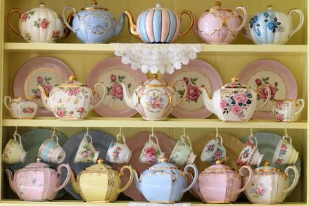 Tea ware collection