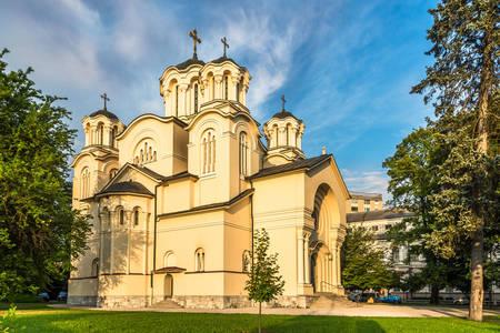 Kościół Świętych Cyryla i Metodego w Lublanie