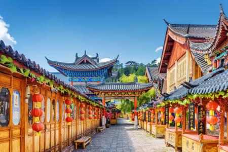 Li-ťiang