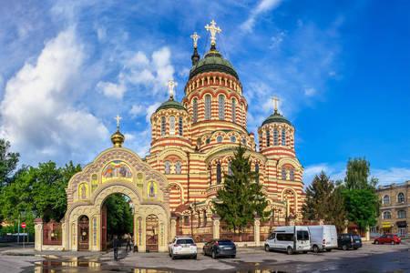 Kathedraal van de Aankondiging in Charkov