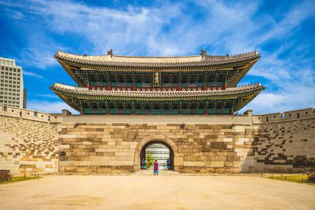 Μεγάλη Νότια Πύλη του Sungnyemun