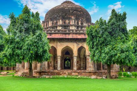 Tomb of Sikandar Lodi in New Delhi