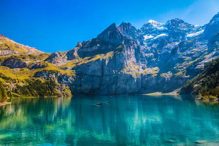 Oeschinen Lake
