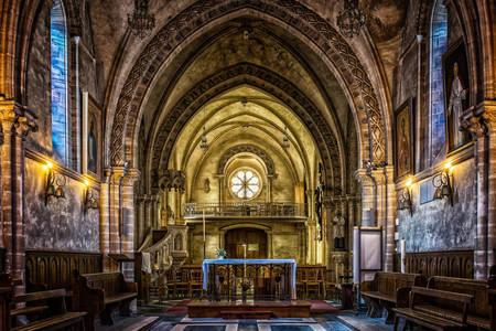 Gotische kapel