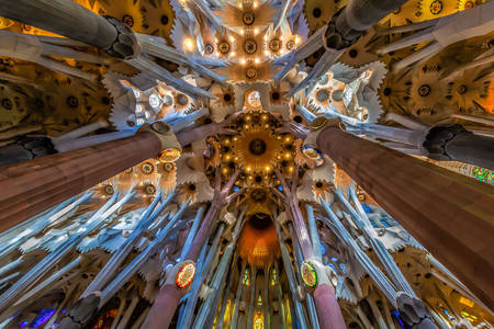 Sagrada Familia Temple