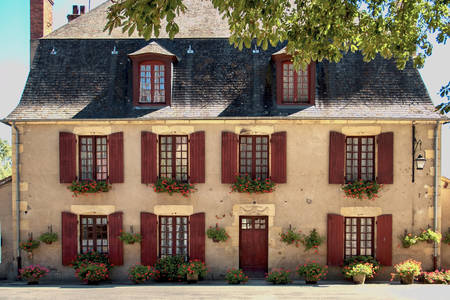 Old houses of France