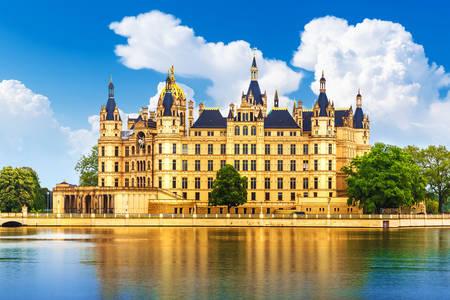 Castelul Schwerin