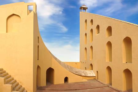 Обсерватория Джантар-Мантар