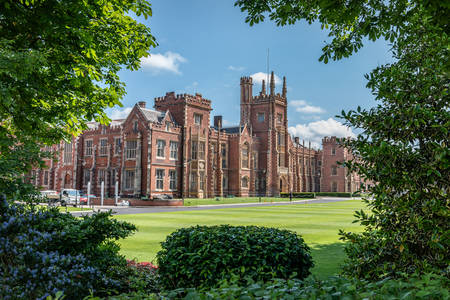 Universidad de Queens Belfast