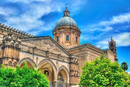 Кафедральний собор в Палермо