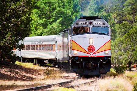 Tren turistic