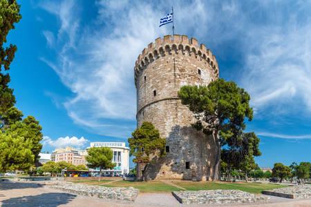 Torre Bianca a Salonicco