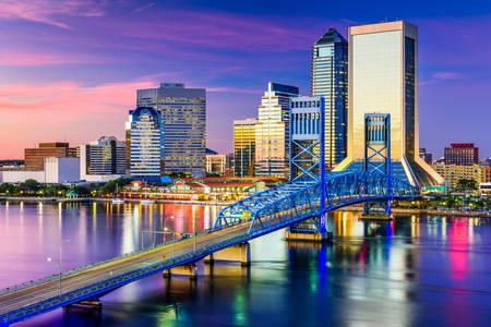 Evening Jacksonville