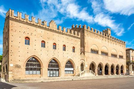 Palazzo del Podesta in Rimini